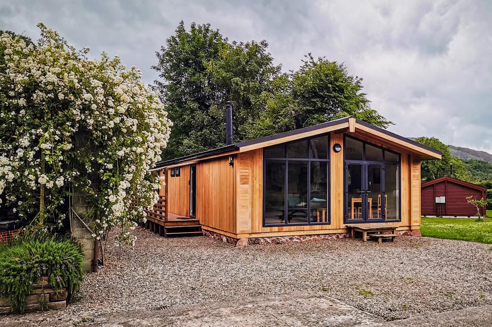Luxury Self Catering Lodges in Eskdale